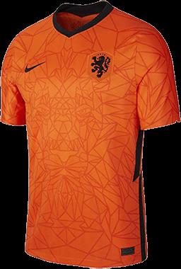 Officieel Nederlands elftal voetbal t-shirt